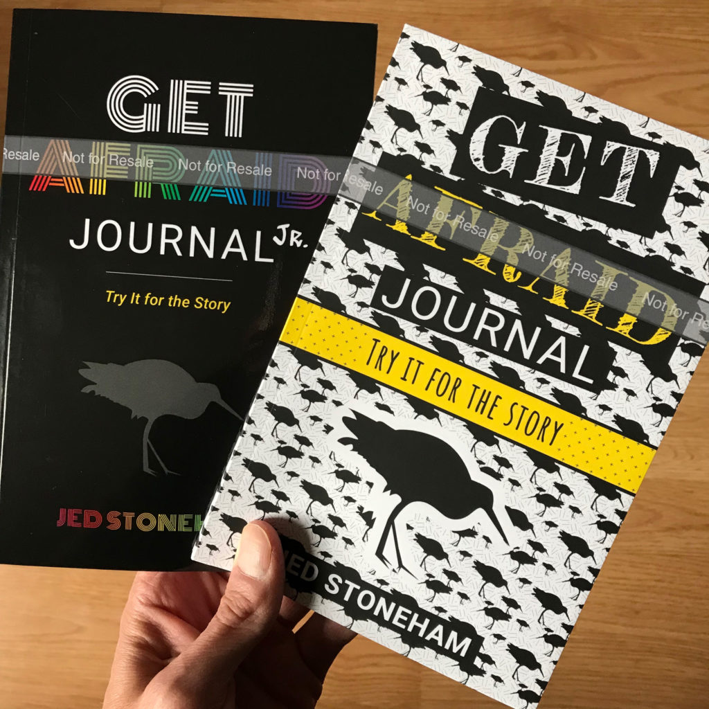 Get Afraid Journal