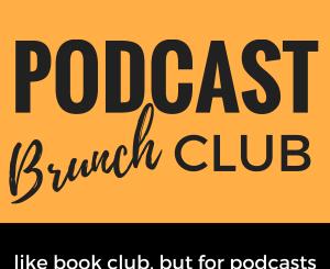 Podcast Brunch Club Logo